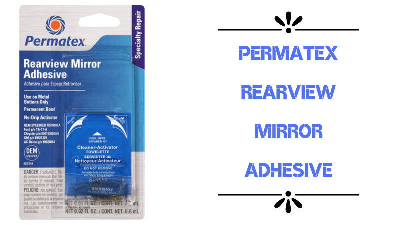Photo of Permatex Rearview Mirror Adhesive Reviews – Top Product Review of 2019