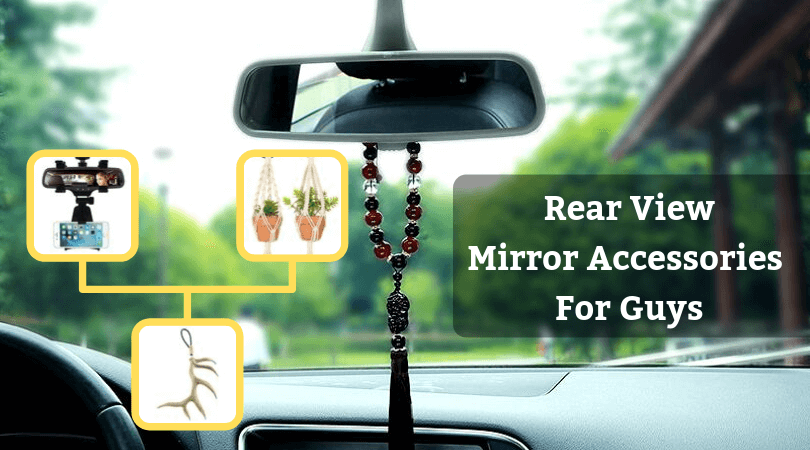 Photo of Rear View Mirror Accessories For Guys: Cool Accessories For Hanging