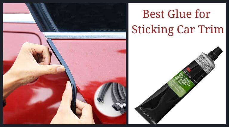 Photo of Best Glue for Sticking Car Trim – Top Trim Sticking Adhesive of 2020