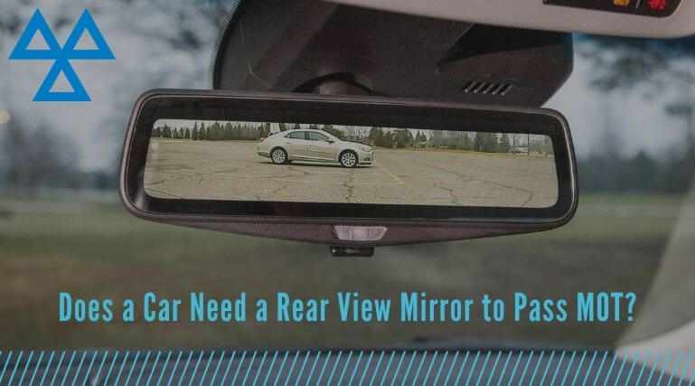 Photo of Does a Car Need a Rear View Mirror to Pass MOT? – Check the Requirements