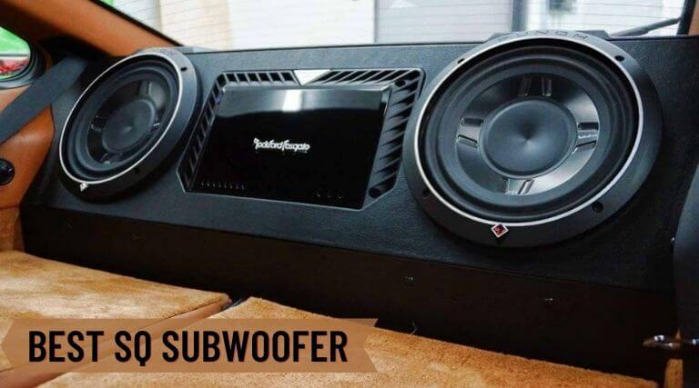 Photo of Best SQ subwoofer – Top reviewed car audio subwoofers (2020)