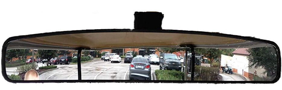 16.5 Extra Wide Panoramic Rear View Mirror