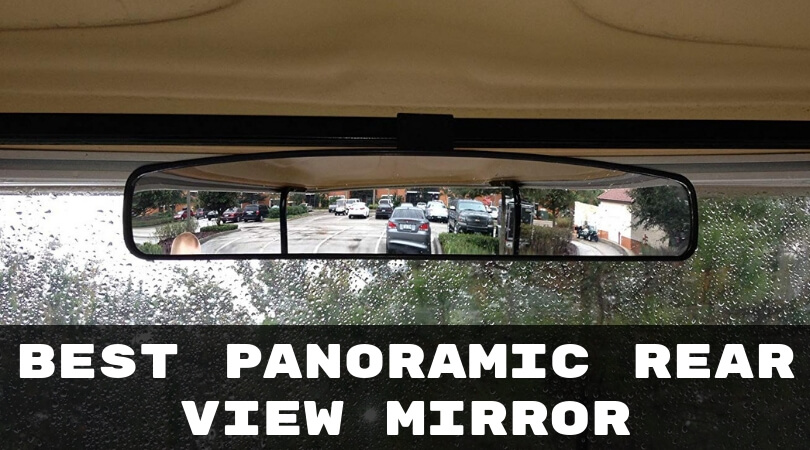 Photo of Best Panoramic Rear View Mirror – Top Wide Angle Mirrors for your Car