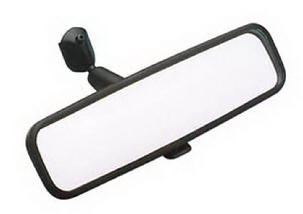 CIPA Rearview Mirror