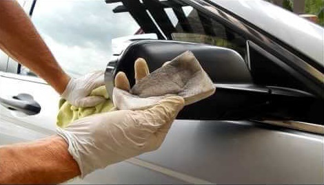 How To Paint Car Mirror Simple Steps Repaint Side Mirror