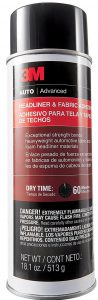 3M 38808 Headliner and Fabric Adhesive