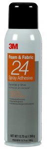 3M Foam and Fabric Spray Adhesive
