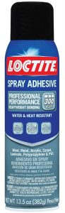 Loctite 2267077 Professional Performance 300 Spray Adhesive Single Translucent