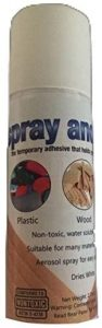 Spray and Play
