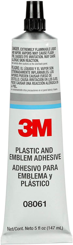 3M Plastic Adhesive